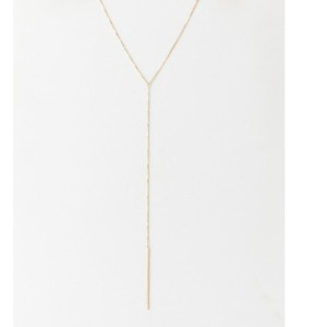 ROSSO Favorible YG long necklace【アーバンリサーチ/URBAN RESEARCH レディス ネックレス Y/GOLD ルミネ LUMINE】