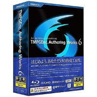 ペガシス 〔Win版〕 TMPGEnc Authoring Works 6 TMPGENC AUTHORING WO(送料無料)