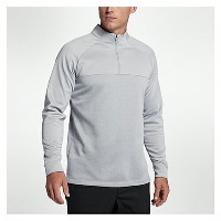 nike ナイキ therma サーマ fit 1 2 zip cover up メンズ