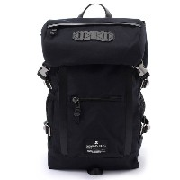 【MAKAVELIC】CHASE DOUBLE LINE BACK PACK【フーズフーギャラリー/WHO'S WHO gallery レディス, メンズ リュック ネイビー ルミネ LUMINE】