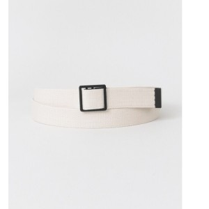 DOORS Suspender Factory MARINE BUCKLE BELT【アーバンリサーチ/URBAN RESEARCH メンズ ベルト IVORY ルミネ LUMINE】