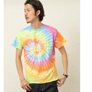 Sonny Label Hremosa TieDye SHORT-SLEEVE T-Shirts【アーバンリサーチ/URBAN RESEARCH メンズ Tシャツ・カットソー Eternity...