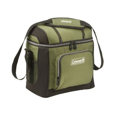 Coleman(コールマン) 16Can Soft Cooler With Hard Liner (Green) ソフトクーラーバッグ クーラーボックス 直輸入品