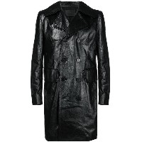 Givenchy double breasted coat - ブラック