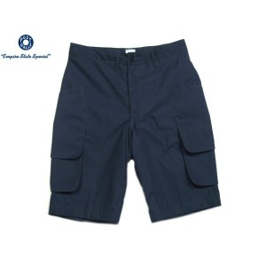 POST OVERALLS(ポストオーバーオールズ)/#2323 P/C WEATHER POPLIN DEE'S SHORTS2/navy【父の日】【ギフト】