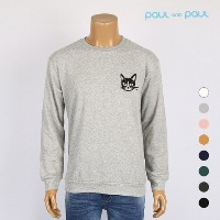 [paulandpaul] Angry Cat Brushed One-on-One (Male) from to korea fashion style