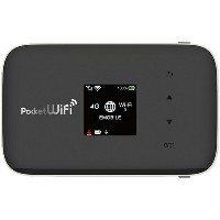【中古】【白ロム】【EMOBILE】Pocket WiFi GL09P Wi-Fiルーター【-判定】