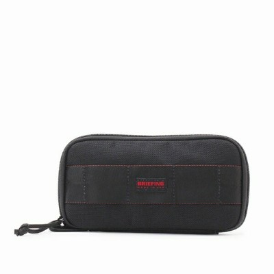 [MADE IN USA] BRIEFING [LONG WALLET][BRM181602][BLACK] ブリーフィング ロングウォレット ブラック