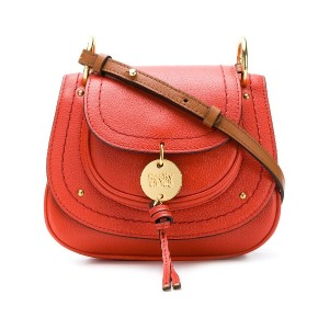 See By Chloé Vintage small Susie cross body bag - レッド