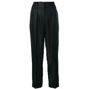 Tom Ford tailored fitted trousers - ブラック