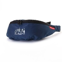 マンハッタンポーテージ Manhattan Portage CORDURA® Lite Collection Brooklyn Bridge Waist Bag (Navy) レディース...