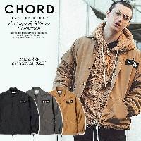 2018 A/W 先行予約 10月~11月入荷予定 コードナンバーエイト CHORD NUMBER EIGHT BALLOON COACH JACKET n8m1h5-jk10 chordnumber...