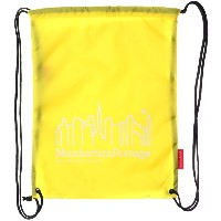 マンハッタンポーテージ Manhattan Portage CORDURA® Lite Collection Drawstring Bag (Yellow) レディース メンズ