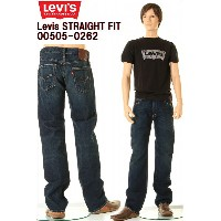 【LEVI'S MADE IN USA JEANS】【【リーバイス米国製アメリカ製ジーンズ】Levi's STRAIGHT FIT JEANS リーバイス ストレート フィットジーンズ LOT...