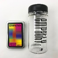 SM Town Coex SUM Cafe [NCT 2018] NCT EMPATHY Official Bottle + Candy Set