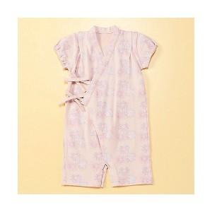 【SALE(三越)】 COMME CA FOSSETTE/コムサ・フォセット  花火柄甚平(2060XF05) ピンク 【三越・伊勢丹/公式】 衣服~~その他
