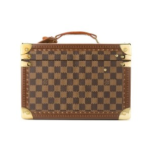 LOUIS VUITTON PRE-OWNED Boite Flacons コスメポーチ - ブラウン