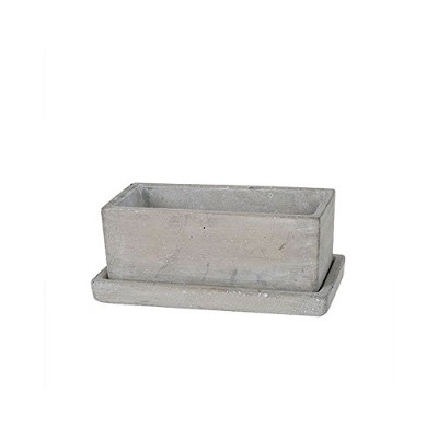 SOLID PLANTER RECTANGLE S PLAIN ★ A555-426SPL / 4997337426718 / ダルトン