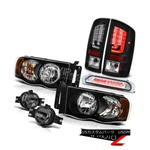 ヘッドライト 02-05 Ram 1500 2500 3500 5.9L Tail Lamps Headlamps Fog Roof Brake Light Oe STyle 02-05 Ram...