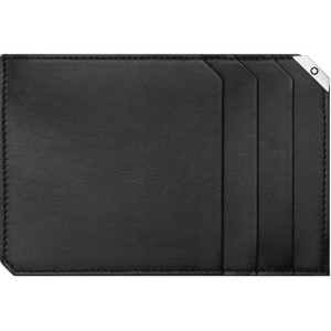 メンズ MONTBLANC URBAN SPIRIT COIN CASE WITH ZIP 小銭入れ ブラック