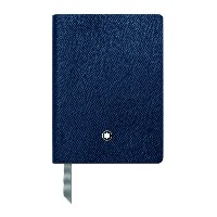 ユニセックス MONTBLANC Fine stationery Notebook 145 indigo - lined ノート ダークブルー