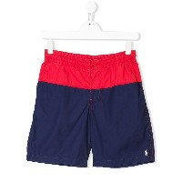 Ralph Lauren Kids TEEN logo swim shots - ブルー