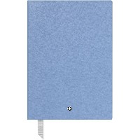 ユニセックス MONTBLANC Fine Stationery Notebook #146 Light Blue, Lined ノート スカイブルー