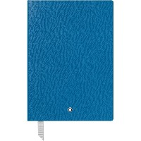 ユニセックス MONTBLANC Fine Stationery Notebook #146 Turquoise, Lined ノート アジュールブルー