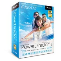CyberLink PowerDirector 16 Ultra 通常版