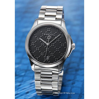 グッチ GUCCI 腕時計 G-Timeless Collection YA126460