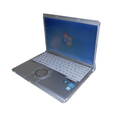 中古パソコン ノート Windows7 Panasonic Let'sNote CF-S10 (CF-S10AWGDS) Core i5-2520M 2.5GHz 4GB 250GB DVD-ROM...
