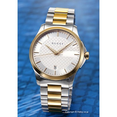 グッチ GUCCI 腕時計 G-Timeless Collection YA126474