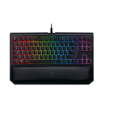 Razer BlackWidow Tournament Edition Chroma V2 GREEN SWITCH 英語配列 【日本正規代理店保証品】 RZ03-02190100-R3M1
