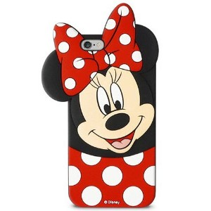【 iPhone7 Plus / iPhone8 Plus 共用 ケース カバー 】【正規品 Disney Silicone Case ディズニー シリコン ケース ★日本国内発送】 iPhone7...