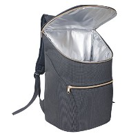 JSK Stylish Insulated Cooler Bag Backpack (ローズチャック付き …)