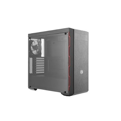 Cooler Master MasterBox MB600L Red ミドルタワー型PCケース  CS7067 MCB-B600L-KA5N-S00