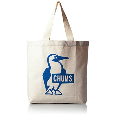 [チャムス] CHUMS Booby Canvas Tote Blue