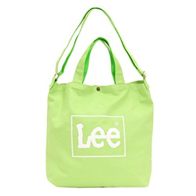 LEE リー ビッグトートバッグ 0425371 グリーン