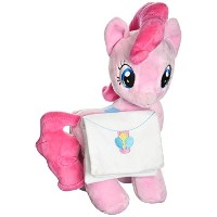 Zoobies book Buddies My Little Pony by Everest Toys