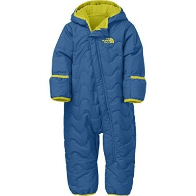 The North Face Baby Boys ' Toasty Toes Bunting–シュノーケルブルー 12-18 Months ブルー CB09N6Q