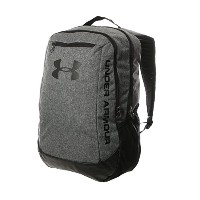 UNDER ARMOUR/ア ンダーアーマー/UA Hustle Backpack LDWR/バックパック デイパック 1273274 (グレー)