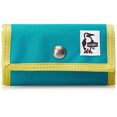 [チャムス]キーケース Eco Key Case Turqouise Isle