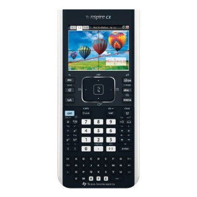 Texas Instruments TI-Nspire CX Graphing Calculator by Texas Instruments [並行輸入品]