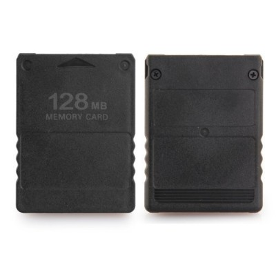 SODIAL ( R ) 128MBメモリカードfor Sony Playstation 2ps2128Mブラック