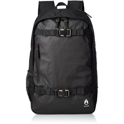 [ニクソン] リュックサック SMITH III BACKPACK NC2815 1148 ALL BLACK NYLON