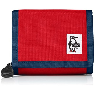 [チャムス]財布 Eco Multi Wallet Red