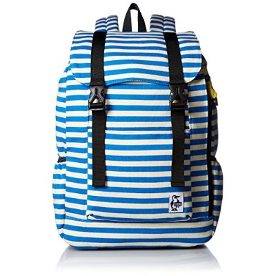 [チャムス] リュック Flap Day Pack Sweat CH60-2076-0118-00 A047 Blue/Natural