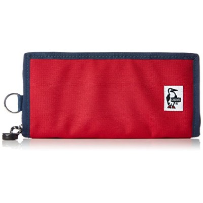 [チャムス]財布 Eco Billfold Wallet Red