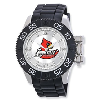 PerfectジュエリーギフトCollegiate Mens University of Louisville Beast Watch