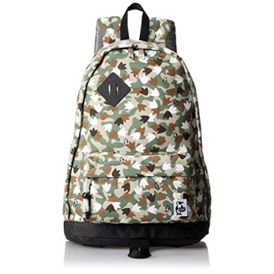 [チャムス] デイパック Classic Day Pack Sweat Nylon 17F F-Camo/Charcoal